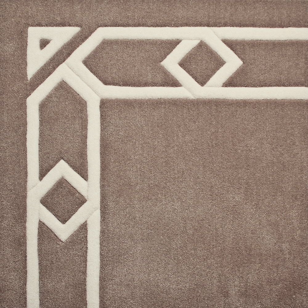 Inlaid Border Arabesque