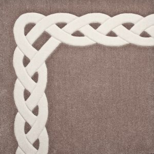 Inlaid Border Celtic Knot