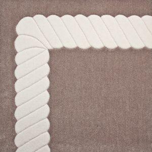 Inlaid Border Rope