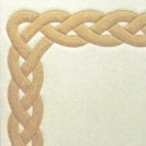 Inlaid Celtic Knot
