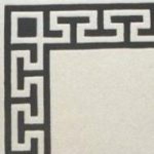 Inlaid Greek Key