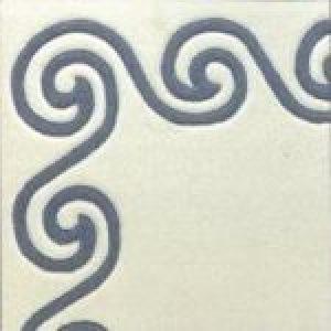 Inlaid Scroll